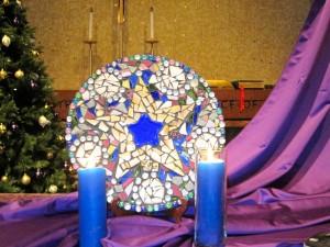 Advent Mosaic